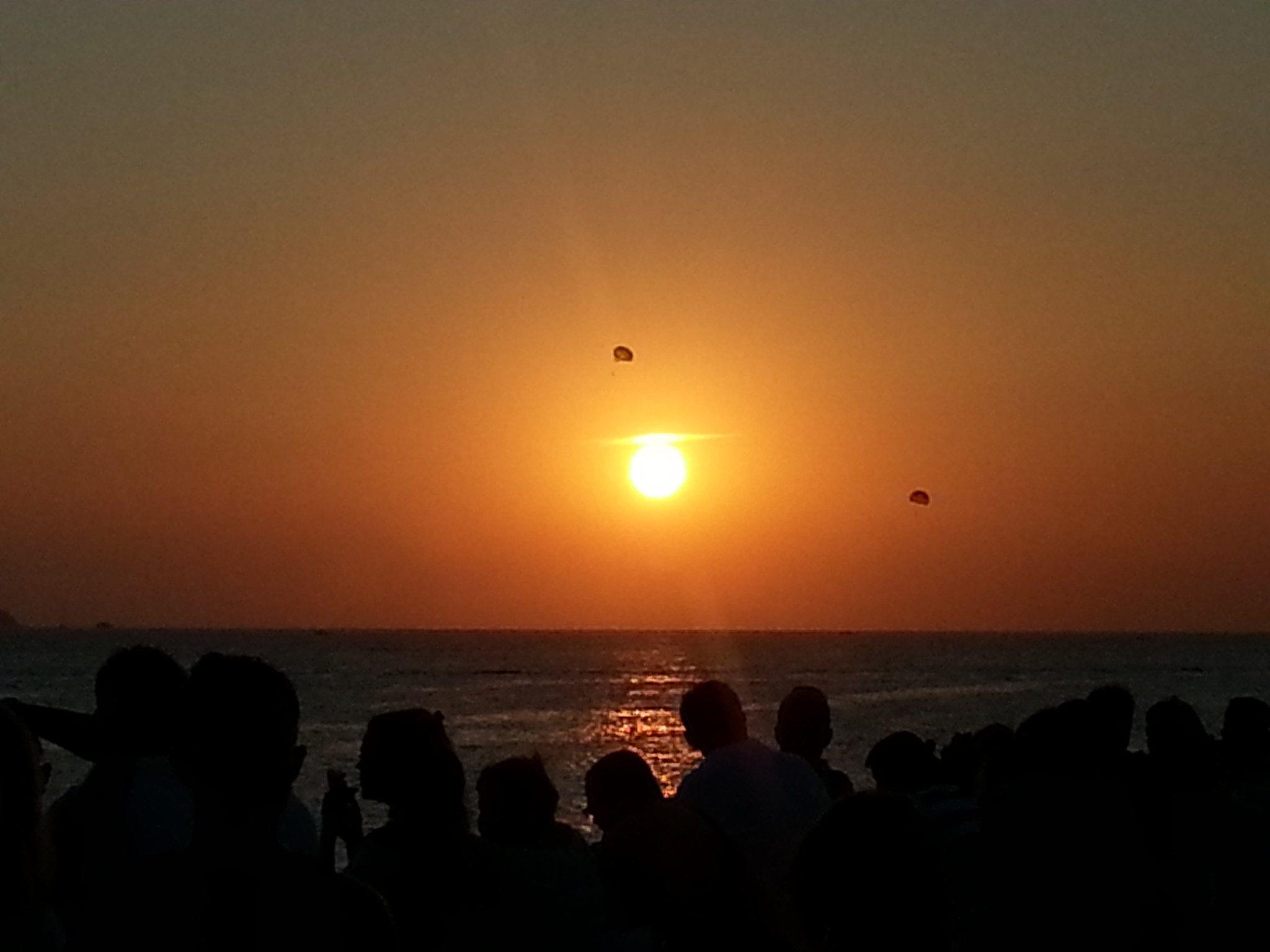 The Sunset Strip San Antonio Ibiza The White Isle
