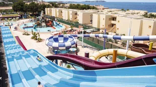 Sirenis Aquagames Water Park