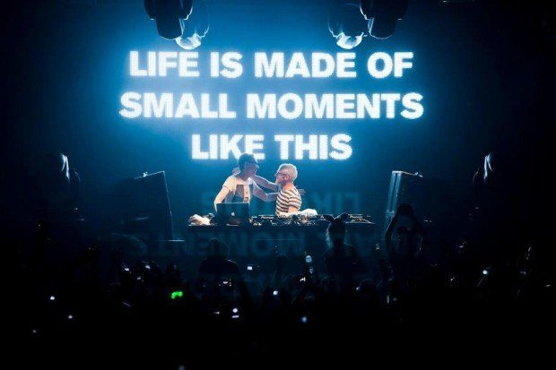 Above and Beyond at Amnesia why we came to Ibiza the first time
