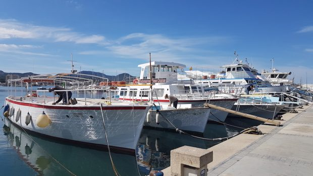 Water Taxis and Ferries from San Antonio Ibiza