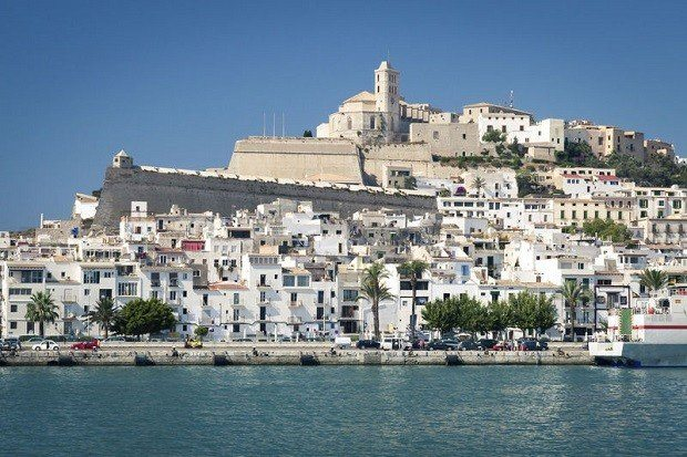 Dalt Vila one the cultural wonders of Ibiza