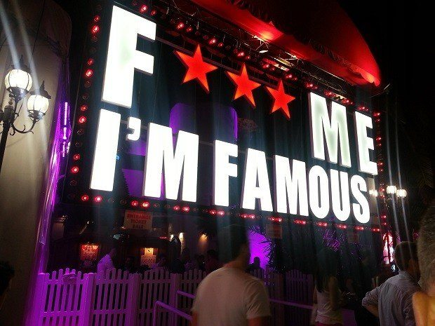F*** Me I'm Famous Pacha Ibiza every Thursday