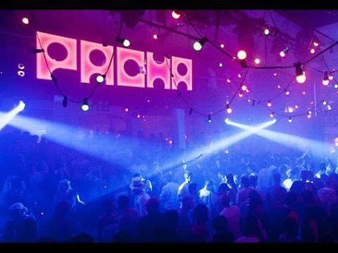 Pacha Ibiza one of the world's most famous nightclubs