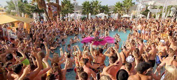 Ocean Beach Ibiza the outdoor venue in San Antonio