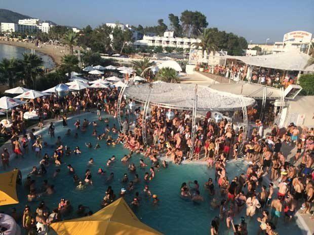 Ocean Beach 6th Birthday Party