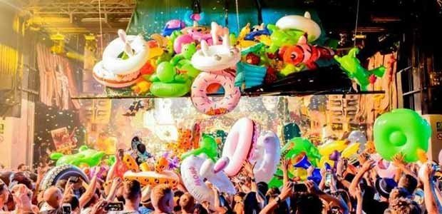 Elrow Amnesia Ibiza 2020 every Saturday