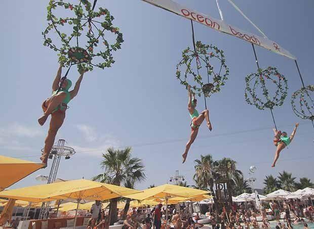 Superfoxx Ocean Beach Ibiza