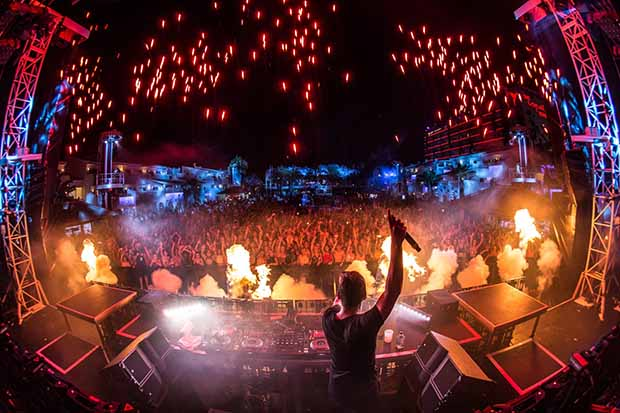 Martin Garrix HÏ Ibiza 2017
