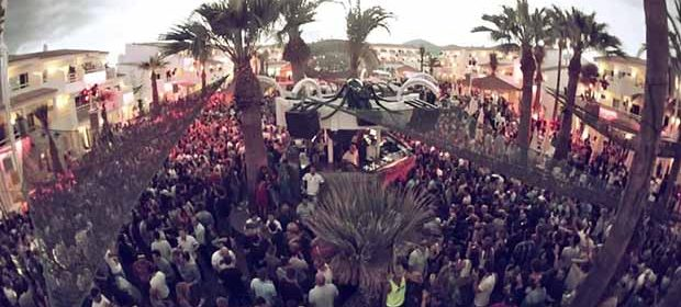 ANTS Ushuaia Ibiza will takeover the Ushuaia closing party 2018