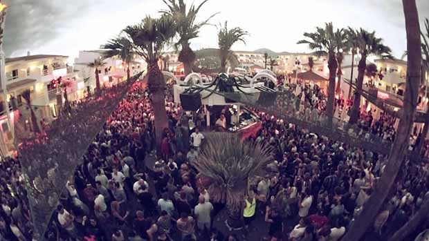 ANTS Ushuaia Ibiza 2020 on Saturdays throughout the summer.