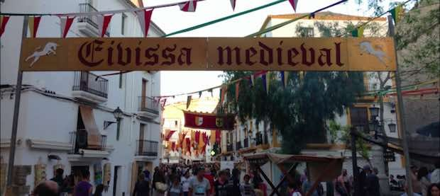 Ibiza Medieval Fair bringing the history of Ibiza to life