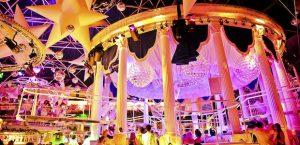 Bangers & Mashed Up Es Paradis on Wednesday this summer