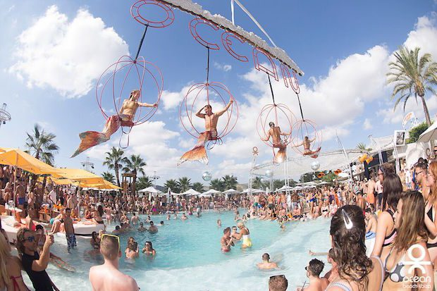 Hotbed O Beach Ibiza 2019
