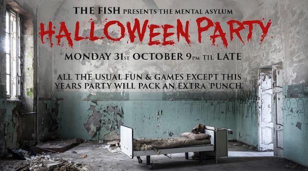 Halloween at The Fish Ibiza hosted by Joe and Tash