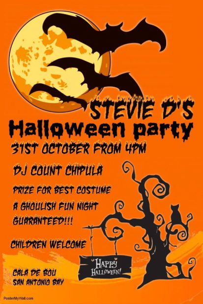 Fun for all with Halloween at Stevie D's