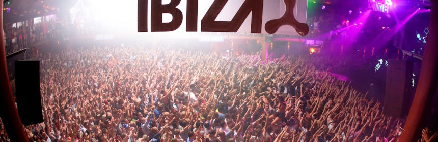 Would you try an extreme visit to Ibiza for night out?