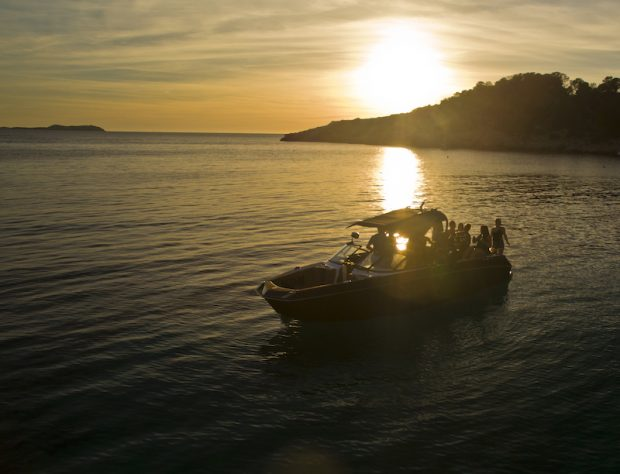 Wake on Ibiza offering wake surfing and watersports in Ibiza