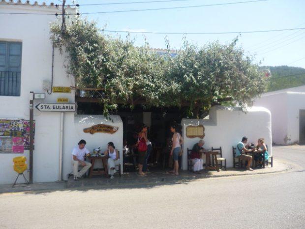 Bar Anita San Carlos Ibiza