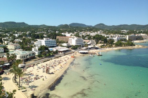 Plans to connect Cala Gracio to Port des Torrent