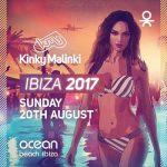 Kinky Malinki Ocean Beach Ibiza