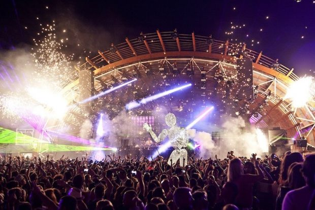 Martin Garrix Ushuaia Ibiza every Thursday in 2017
