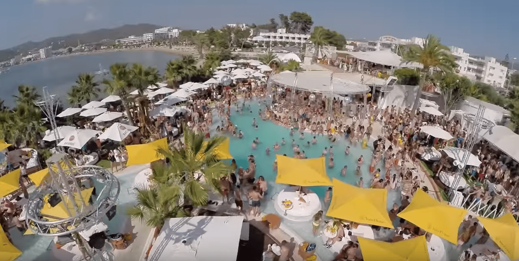 Hotbed by Abode Warm Up Ocean Beach Ibiza