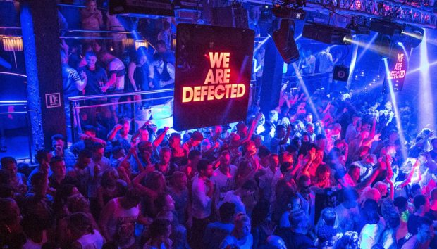 Defected in the House Fridays at Eden Ibiza