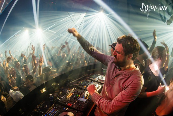 Solomun +1 Pacha Ibiza on Sunday nights