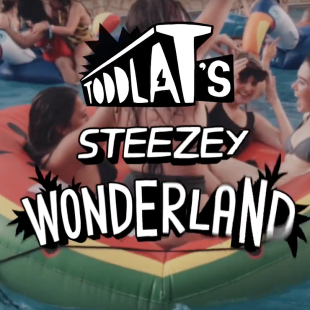 Toddla T's Steezey Wonderland Ibiza Rocks 2018