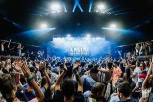 Armin van Buuren Hï Ibiza 2018