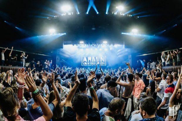 Armin van Buuren Hï Ibiza 2019