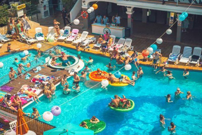 We Are Rockstars Pool Party Ibiza Rocks The White Isle