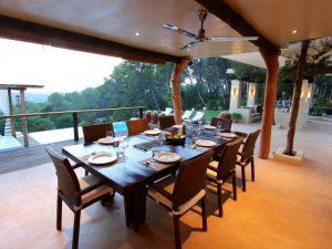 San Rafael Luxury Ibiza Villa