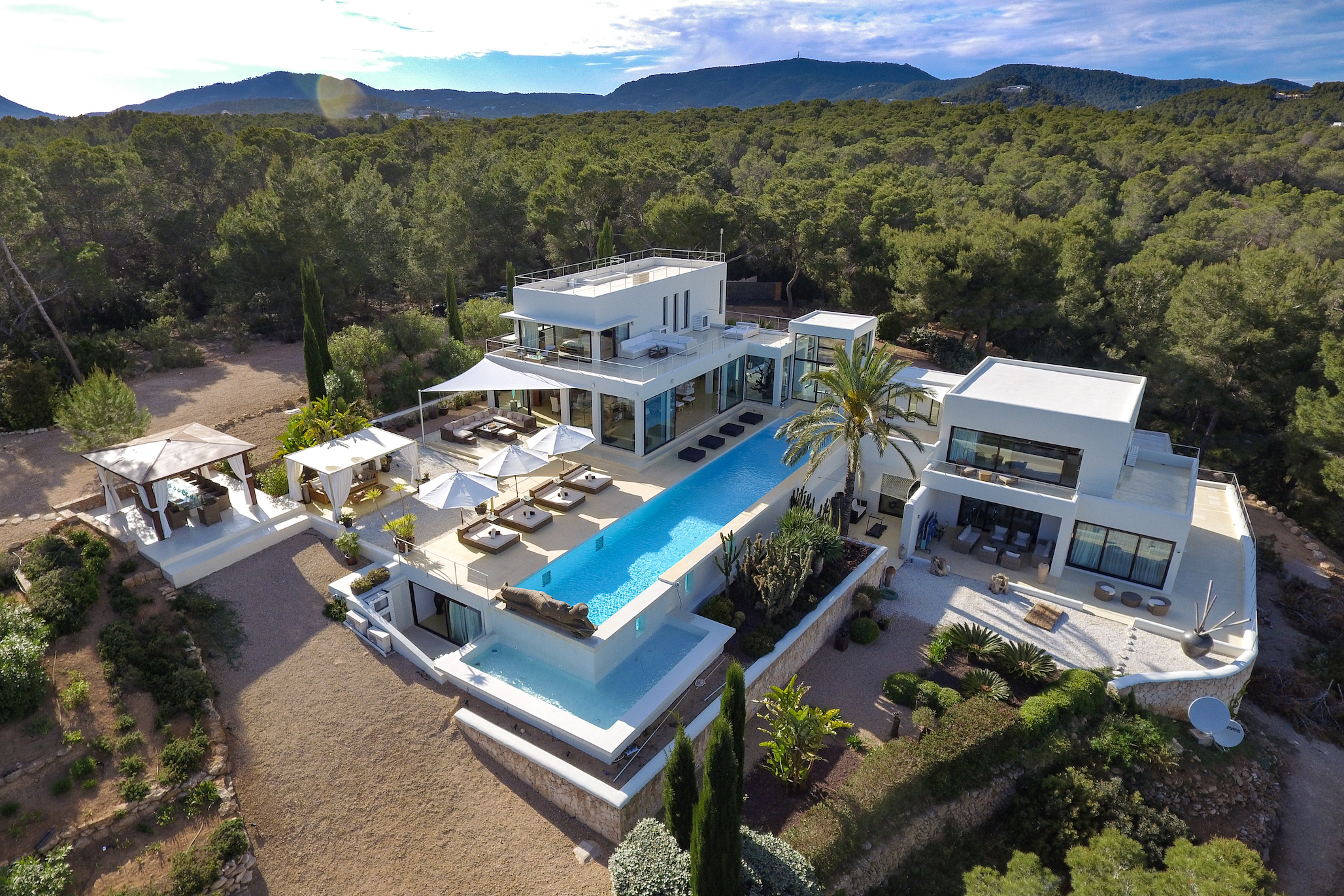 True Luxury Villas In Ibiza The White Isle Ibiza Blog