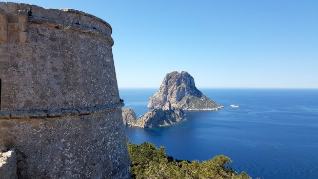 Explore Es Vedra with Secret Ibiza Tours a truly magical and mythical place