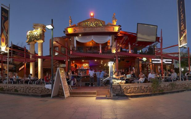 Itaca Bar on the beach from of San Antonio will close at the end of the 2017 season