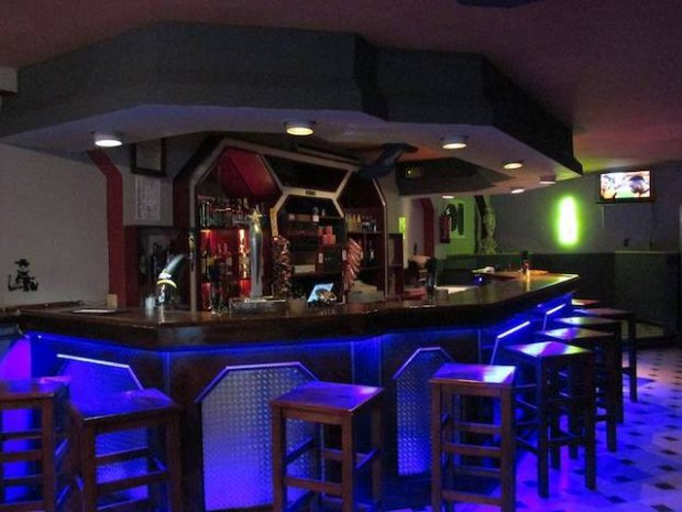Maxims Rock Bar San Antonio Bay Ibiza