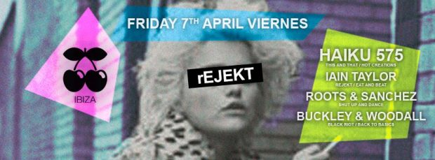 One last fling for rEJEKT at Pacha Ibiza this winter