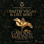 Tomorrowland presents Garden of Madness Dimitri Vegas & Like Mike Ushuaïa Ibiza
