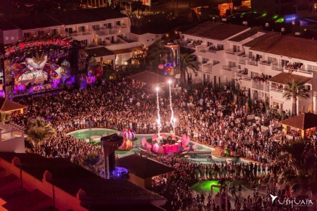 Tomorrowland presents Dimitri Vegas & Like Mike Ushuaïa Ibiza 2019
