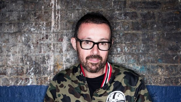 Judgement with Judge Jules 18 years and still going strong