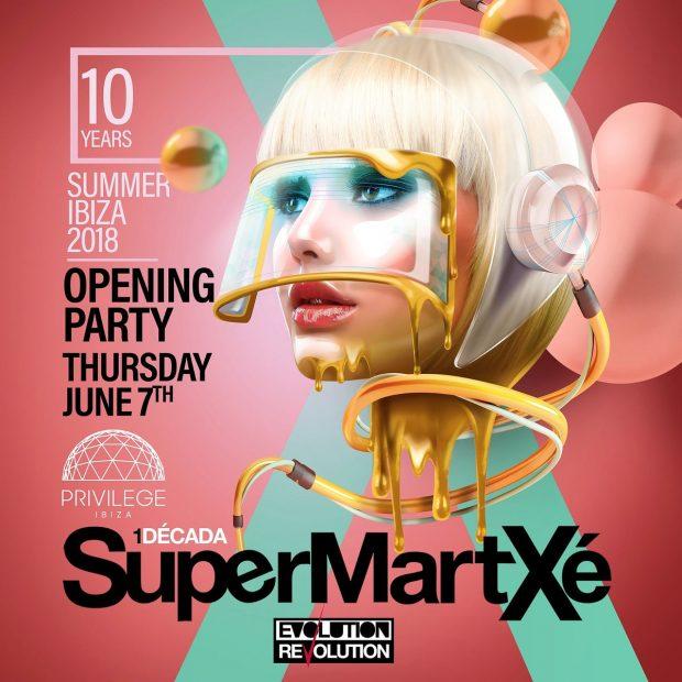 SuperMartXé Privilege 2018