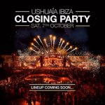 Ushuaia Closing Party Ibiza
