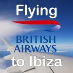 Flying British Airways to Ibiza