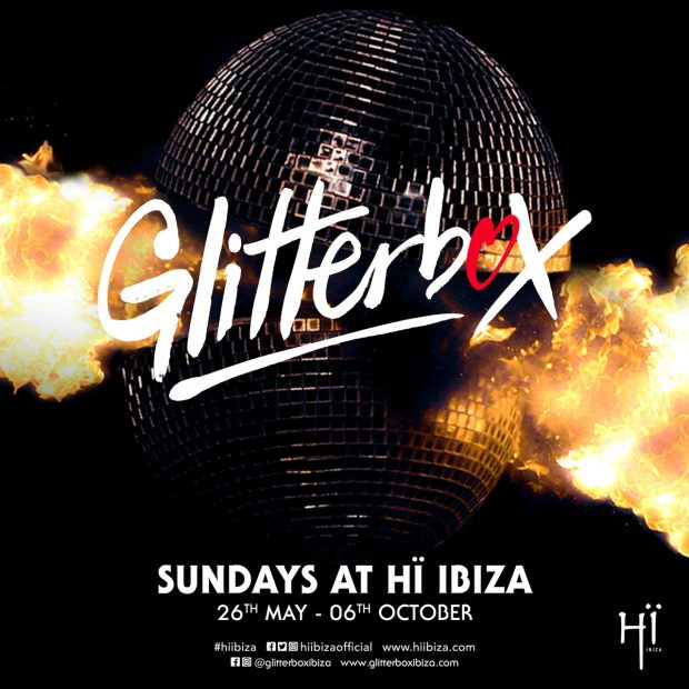 Glitterbox Hï Ibiza 2019
