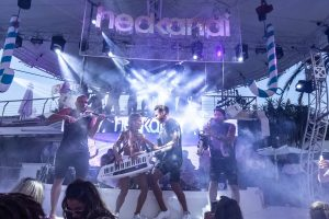 HedKandi O Beach Ibiza on Mondays