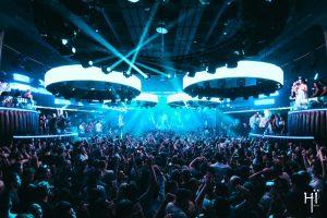 Hï Ibiza will host the second half of Odyssey