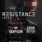 Resistance Privilege Ibiza 2019