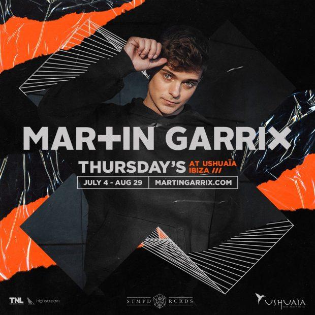 Martin Garrix Ushuaïa Ibiza 2019