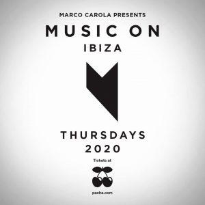 Music On Pacha Ibiza 2020